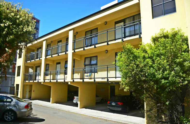 Victoria Court Motor Lodge, Wellington