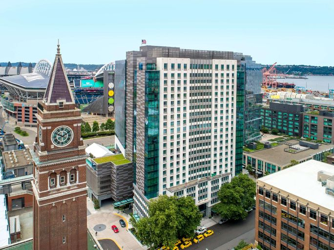 Embassy Suites by Hilton Seattle Downtown Pioneer Square, King