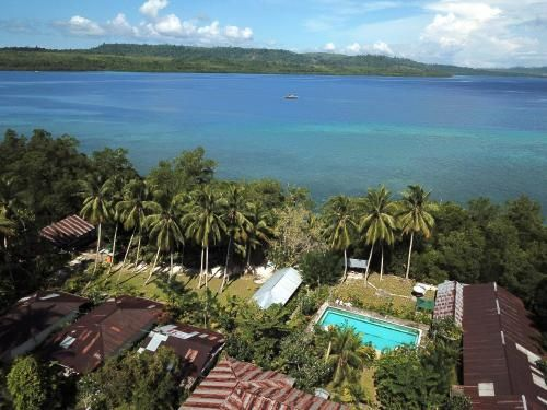 Mahu Lodge, Central Maluku