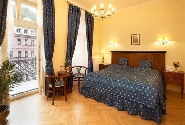 Salvator Hotel, Karlovy Vary