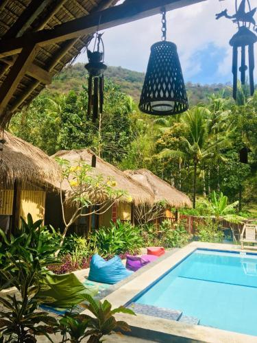 Natural Wooden House, Lombok