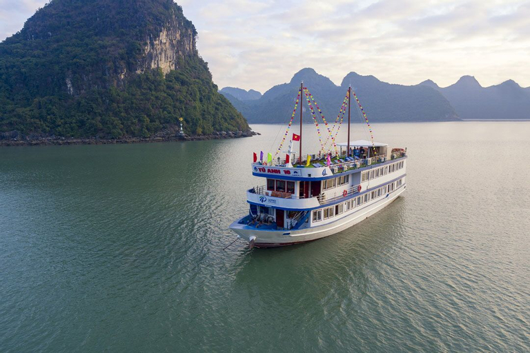 La Paci Cruises, Hải An
