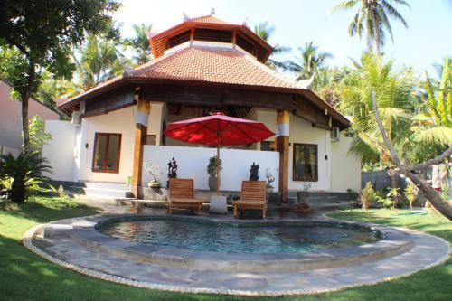 Villa Swastiastu Retreat, Buleleng