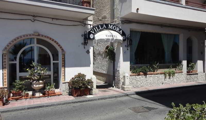 Hotel Villa Mora, Messina