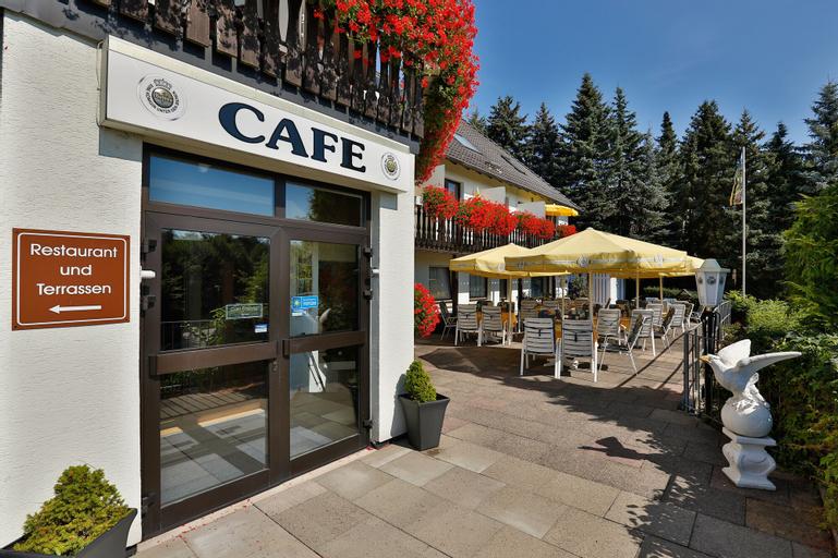Themen Hotel Terrassen Cafe, Hameln-Pyrmont