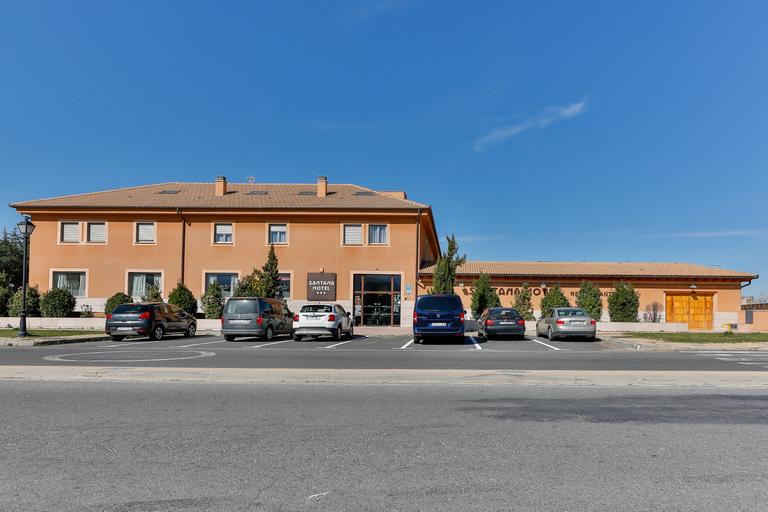 Santana Hotel, Segovia