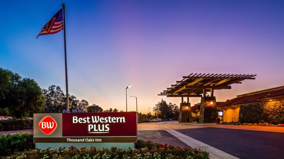 Best Western Plus Thousand Oaks Inn, Ventura