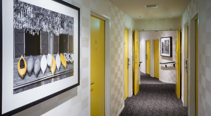 Hotel 115 Christchurch, Christchurch
