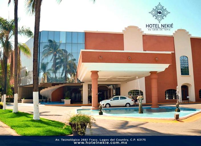Nk Hotel Nekié Tepic, Tepic