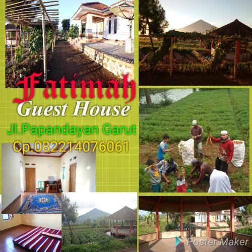 FATIMAH Guest House, Garut