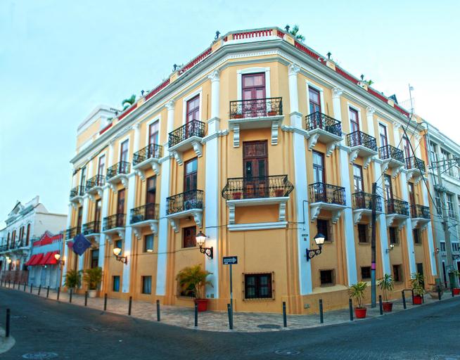 Antiguo Hotel Europa, Distrito Nacional