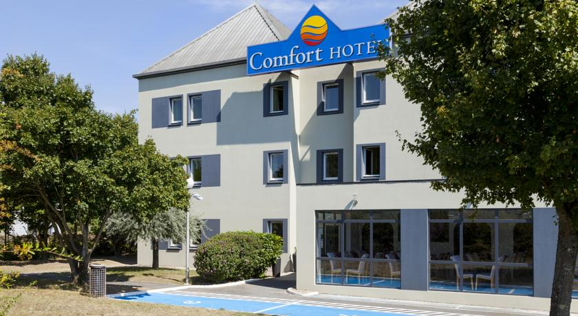 Comfort Hotel Orleans Olivet, Loiret