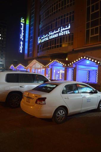Capital Grand Hotel,