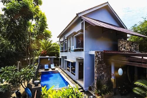 Lazy Inn Kuta Lombok, Lombok