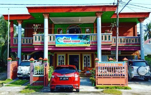 Hotel Madani Natuna, Natuna