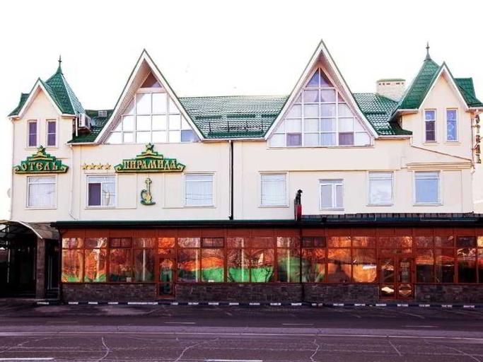 Pyramid Hotel, Krasnodar gorsovet