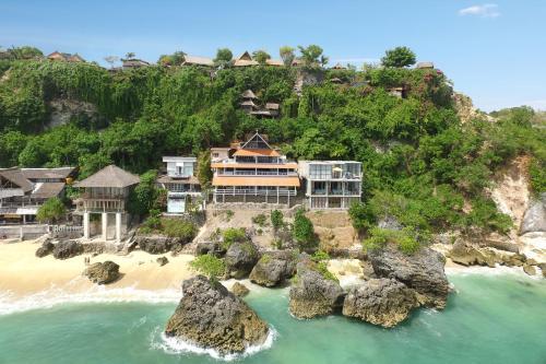 Inn Possible Cliff House, Badung