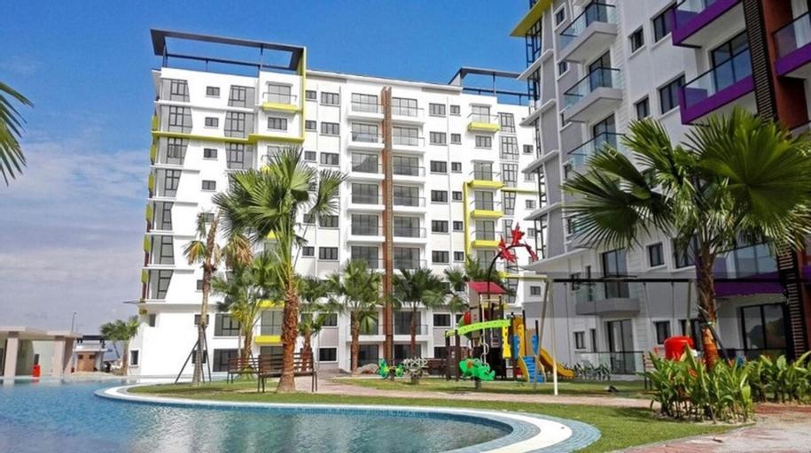 Treetops Residency Condominium, Kinta