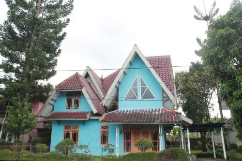 RVP Villa D'Orchid Park Blok F1 No. 2, Bogor