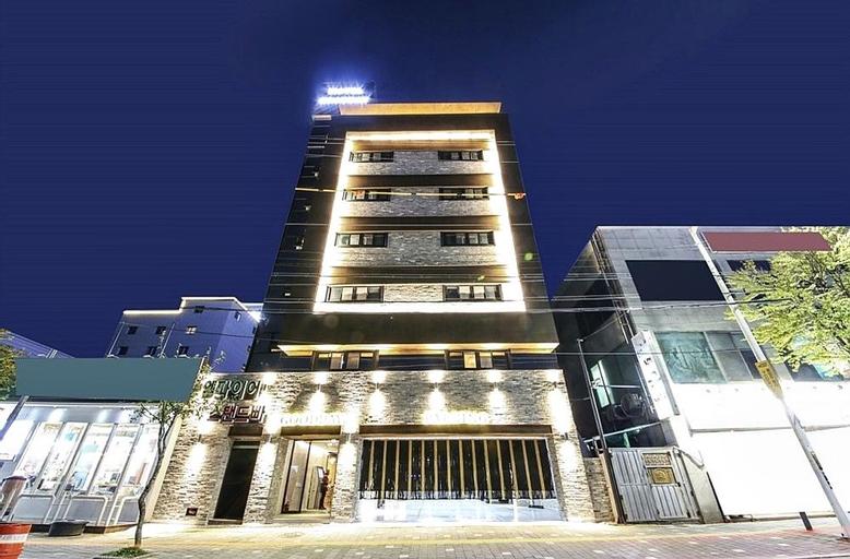 Gwangyang Goodday hotel, Gwangyang