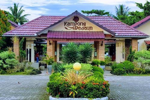 Kampong Dedaun, Belitung