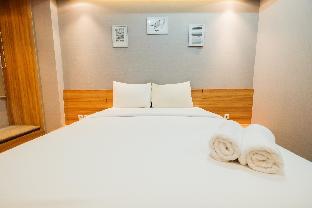 Furnished Studio Apartment Mustika Golf Residence By Travelio, Cikarang