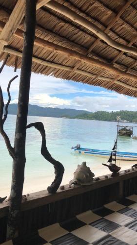 Yensiner guesthouse, Raja Ampat