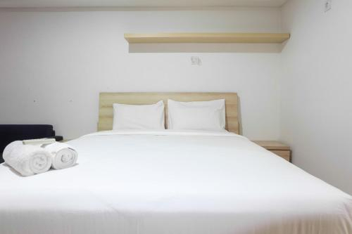 City View Studio Apartment at H Residence MT Haryono By Travelio, Jakarta Selatan