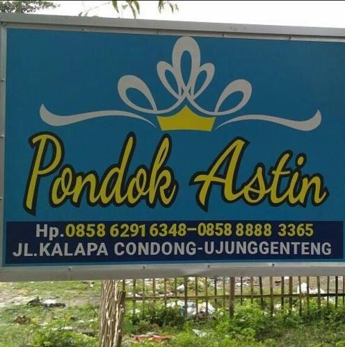 Penginapan Astin, Sukabumi