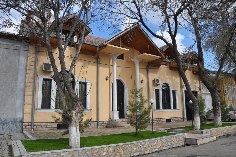 Samarkand Safar, Oqdaryo
