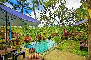 #1 UBUD Private Pool Villa 2 BR with Valley View, Gianyar