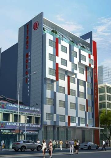 The TTanz Hotel, Kuala Lumpur