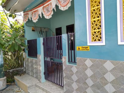 KJ Blue Gate House, Lombok