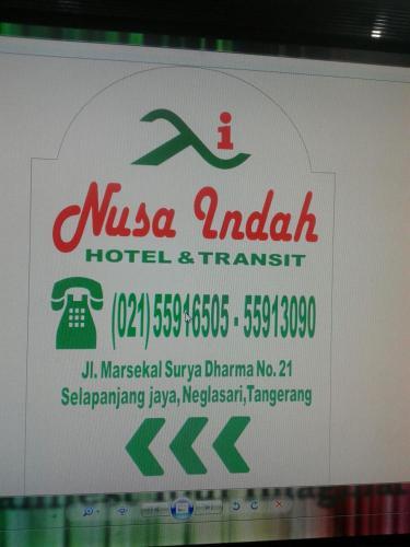 Hotel Transit Nusa Indah, Tangerang