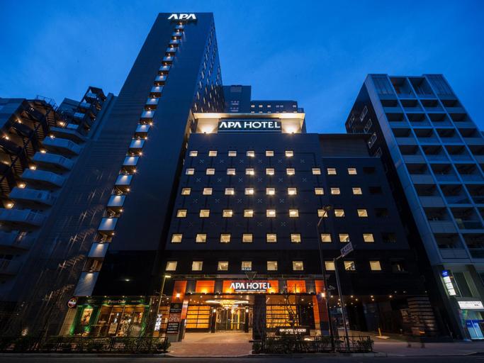 APA Hotel & Resort Nishishinjuku-Gochome-Eki Tower, Shinjuku