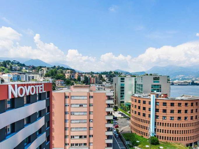 Novotel Lugano Paradiso, Lugano