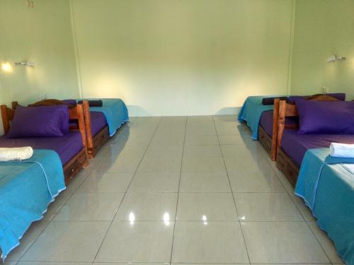Hut Hostel, Lombok