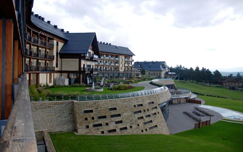 Arlamow Hotel, Bieszczady