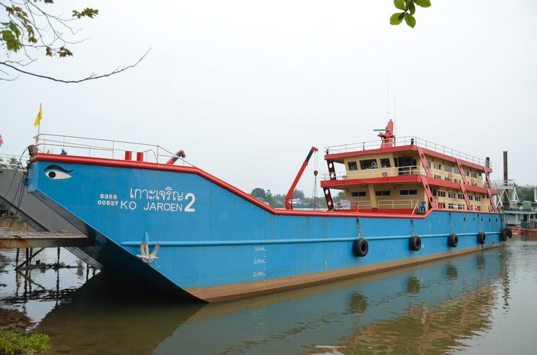 Chumphon - Koh Tao Night Ferry, Muang Chumphon