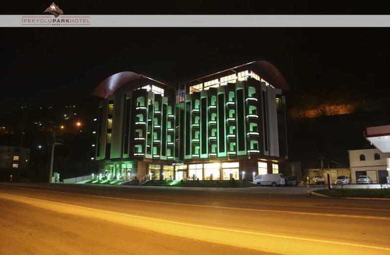 Ipekyolu Park Hotel, Maçka