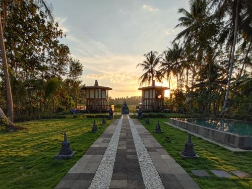 Hotel Le Temple Borobudur, Magelang