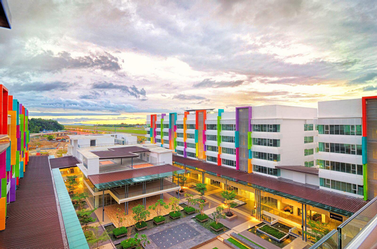 Dailypod Service Suites @ Aeropod, Kota Kinabalu