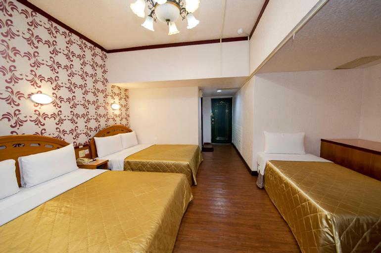 Diamond Hotel, Yilan