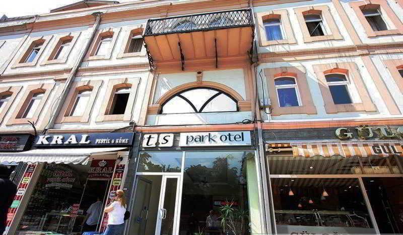 TS Park Hotel, Merkez