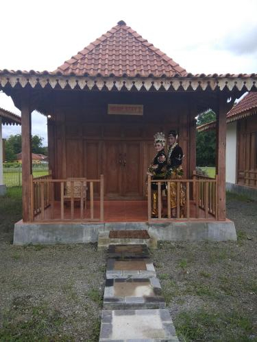 Balkondes Tanjungsari, Magelang