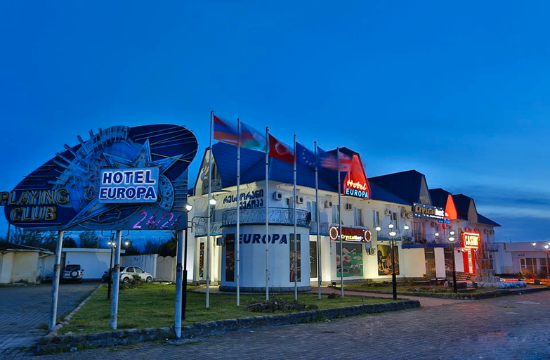 Hotel Europa & Casino, Tskaltubo