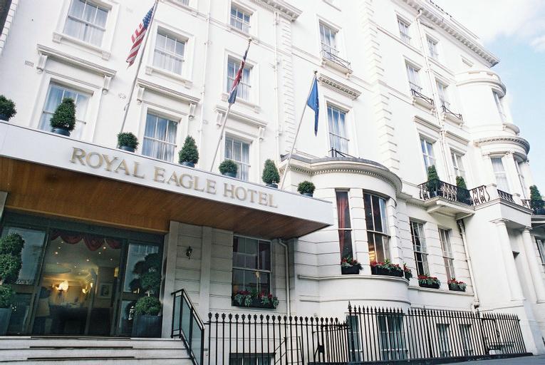 Royal Eagle Hotel, London