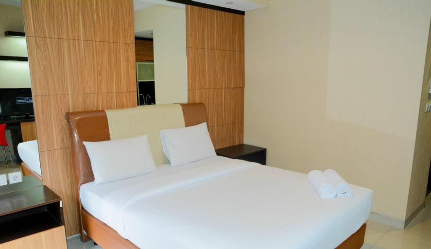 Exclusive Studio Room Atria Residence Apartment By Travelio, Tangerang