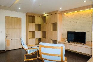 Spacious 1BR for 5 Pax at Maple Park Apartment, Jakarta Utara