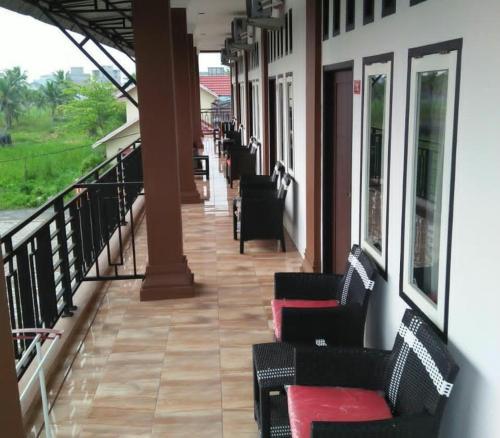 wisma 838, Indragiri Hilir